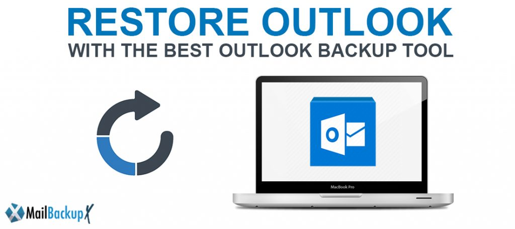 Outlook backup and restore