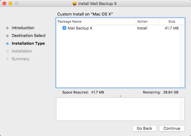 how do I restore mac email from backup
