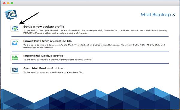 backup windows 10 emails