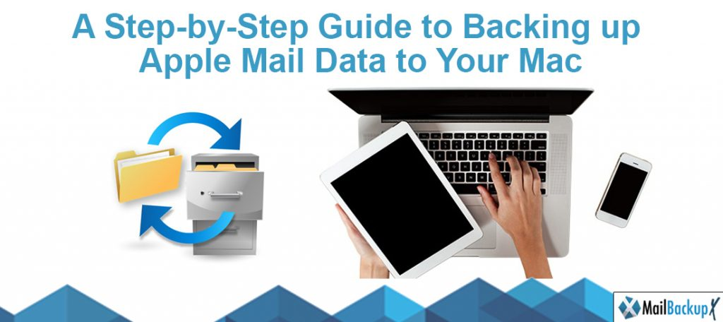 how to backup apple email