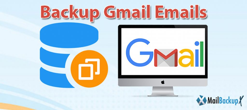 Gmail Backup Data Software