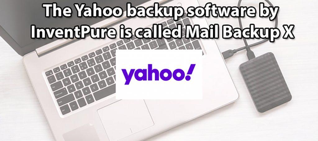 Yahoo mail Backup mailbox