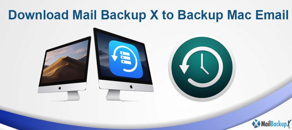 backup mac email