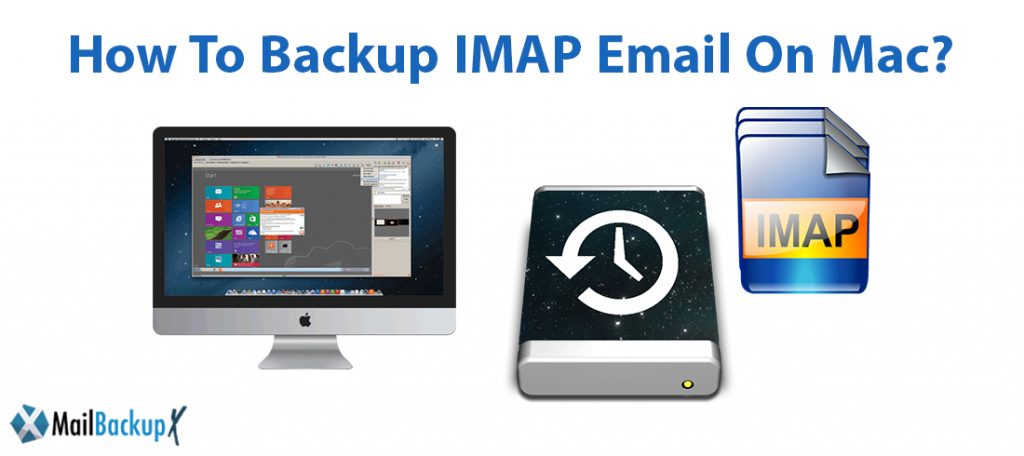how to backup IMAP emails