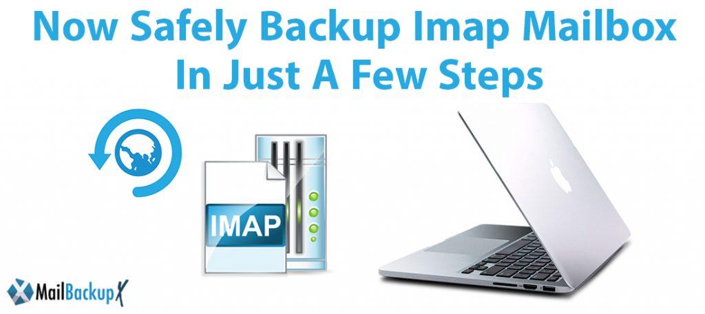 backup IMAP emails mac