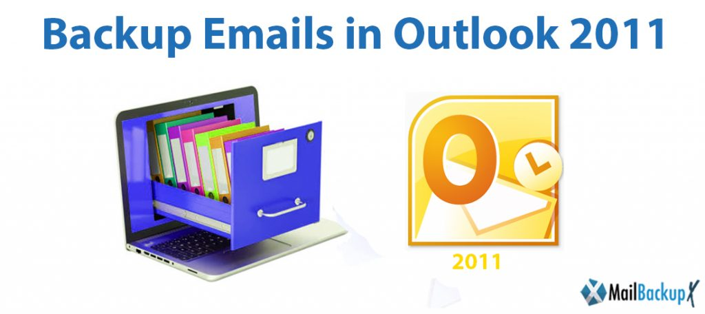 backup email in outlook 2011