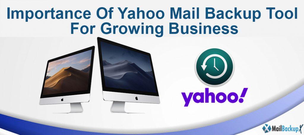 Backup Yahoo Emails