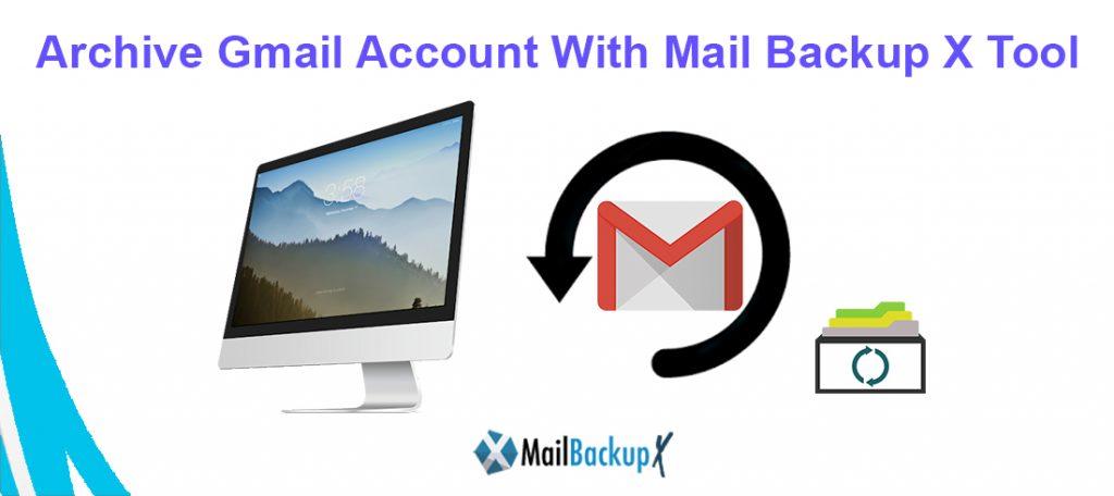 Gmail archive folders