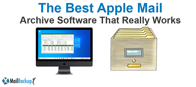 apple mail archive software