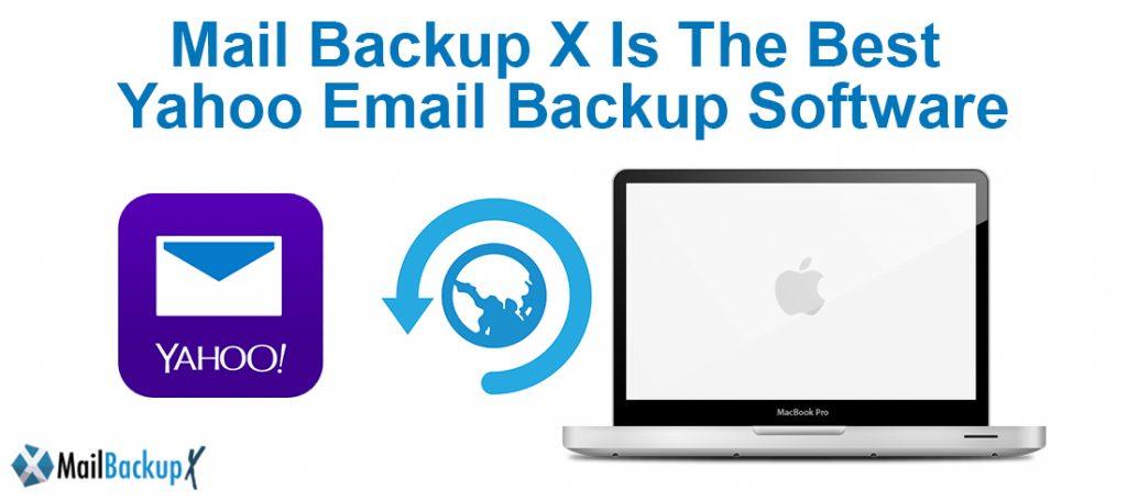 backup yahoo email folders