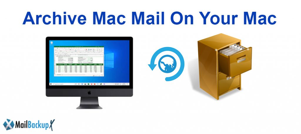 Mac mail archive software