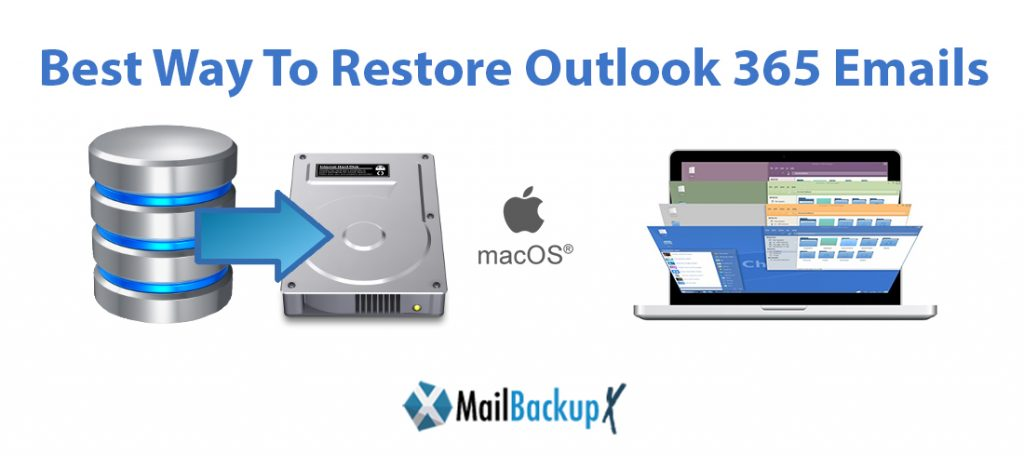 restore outlook 365 emails