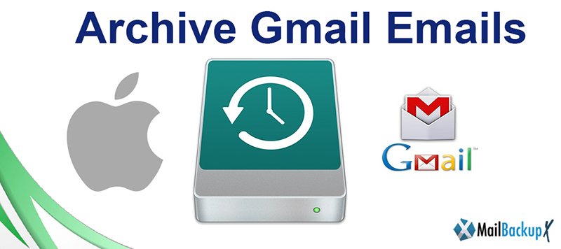 archive gmail emails