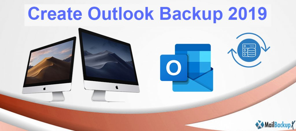 create outlook backup 2019