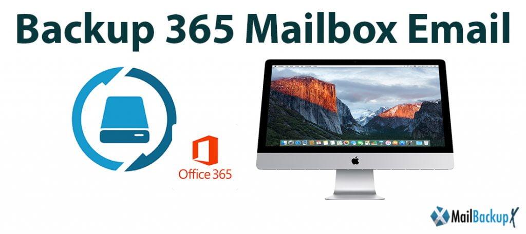 365 email mailbox backup