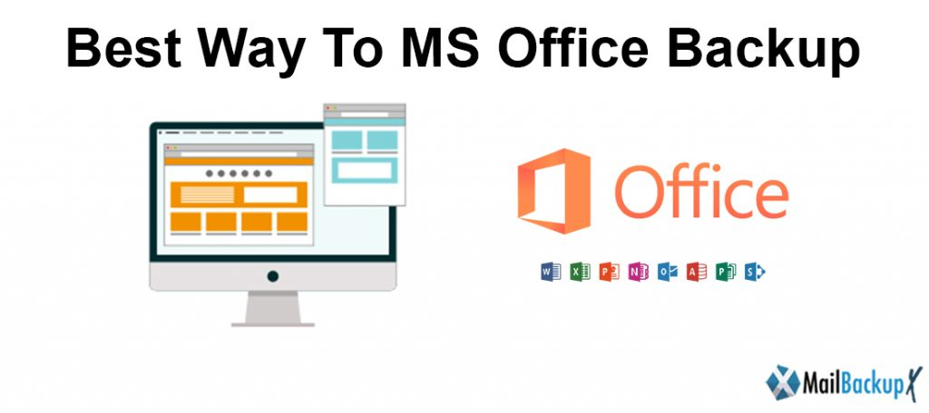 ms office backup emails