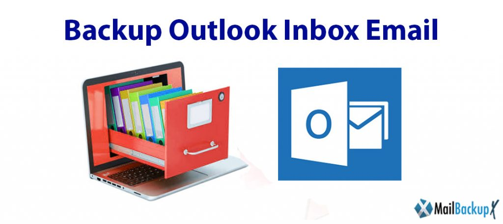 how to backup outlook inbox