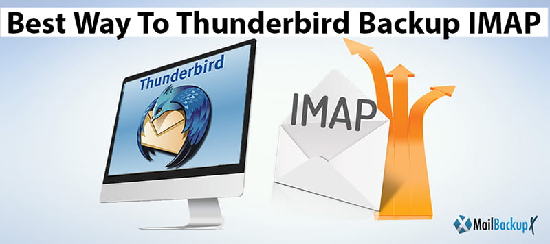 thunderbird backup imap emails