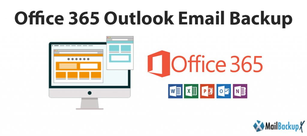 outlook 365 email backup