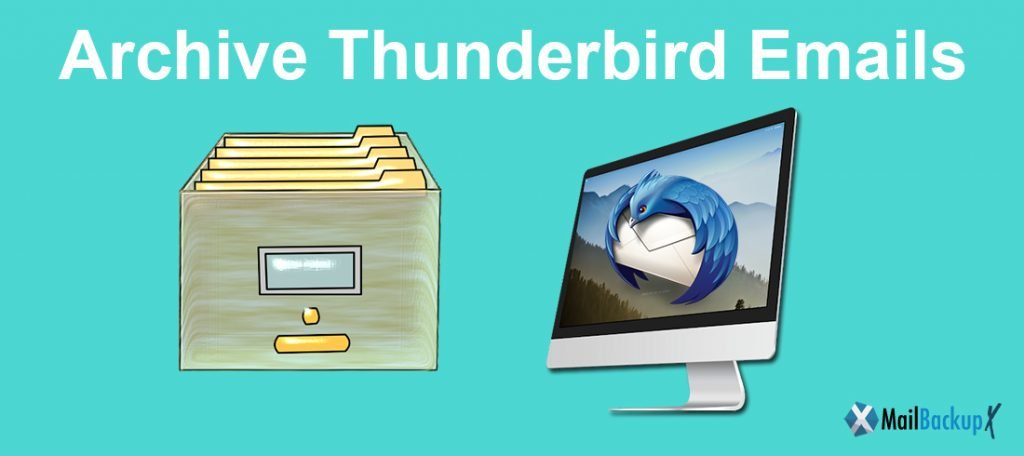 archive thunderbird emails