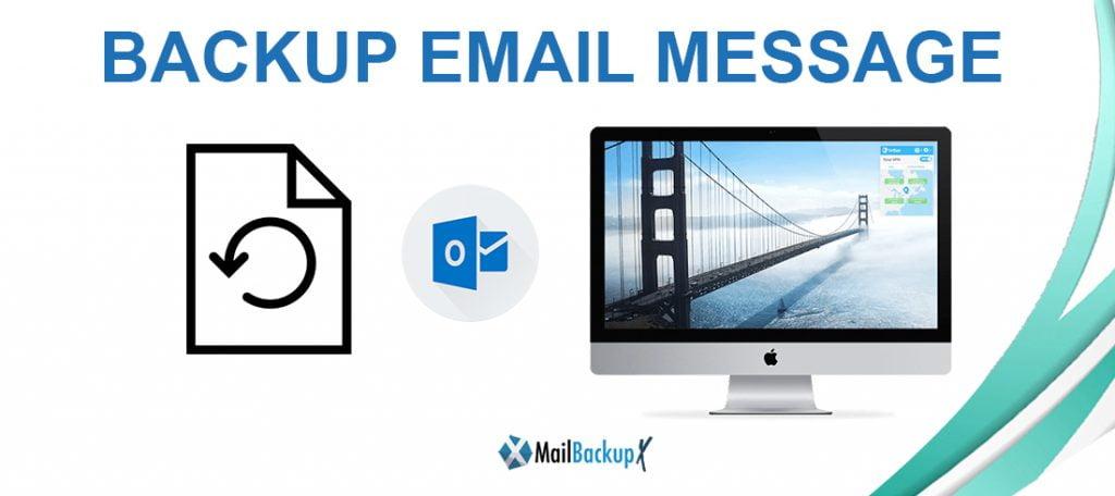 backup email