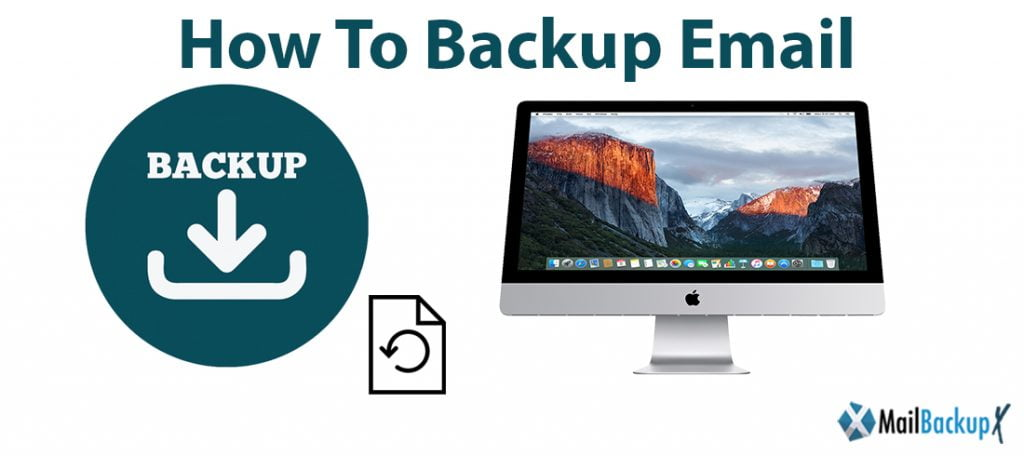 how to backup email